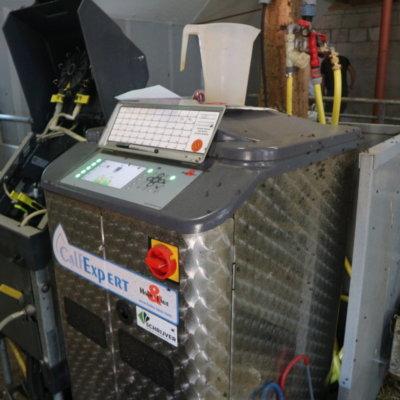 kalverdrinkautomaat holm en laue