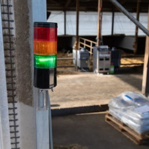 lampen kalverdrinkautomaat